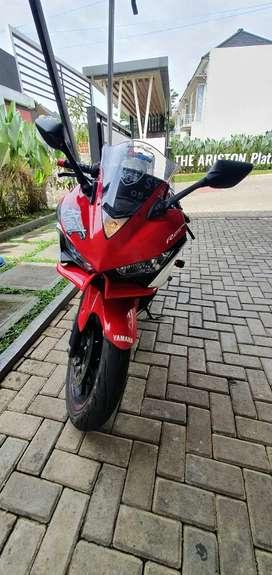 R25 Merah 2014 best condition