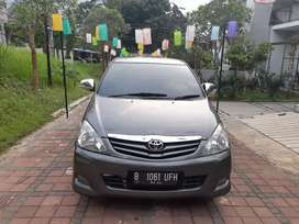 Toyota Kijang Innova G 2.5 diesel solar AT