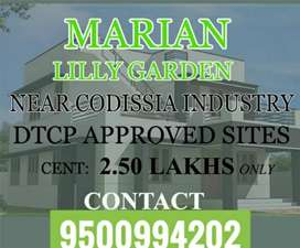 Dtcp Land for sale for 2500000