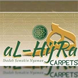 Karpet Masjid Al-Hijra (Grade B)
