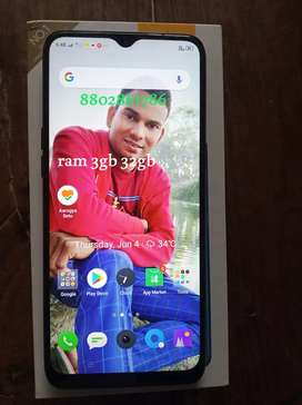 Realme 5 only 3 month old box is available