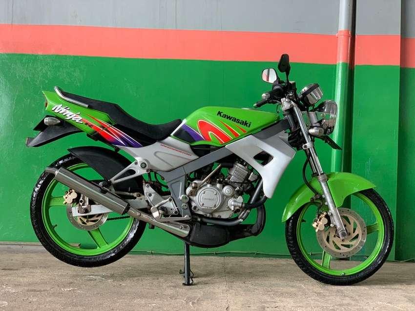 Ninja r 150 kis 2003 orisinil 0