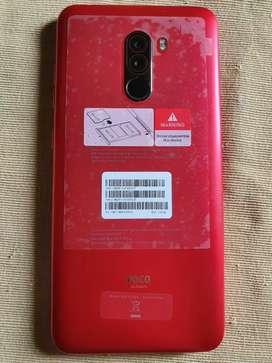 Xiaomi Poco F1 Rosso Red 6/128Gb