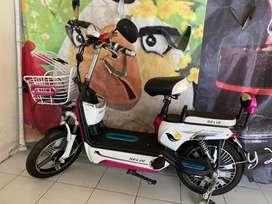 Sepeda listrik cendrawasih II Selis