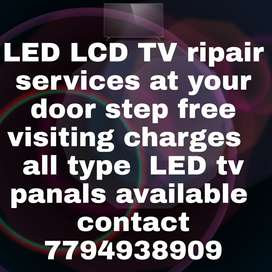LED lcd TV repair service at your doorstep