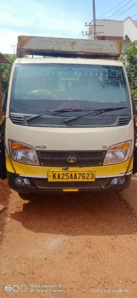 Tata ace goods vehicle for rent
