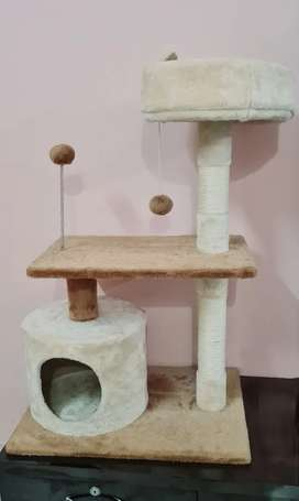 Cat house, Tree Scratching for cats climbing