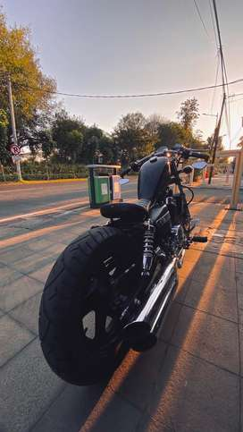 Benelli Patagonian Eagle Custom Sportster
