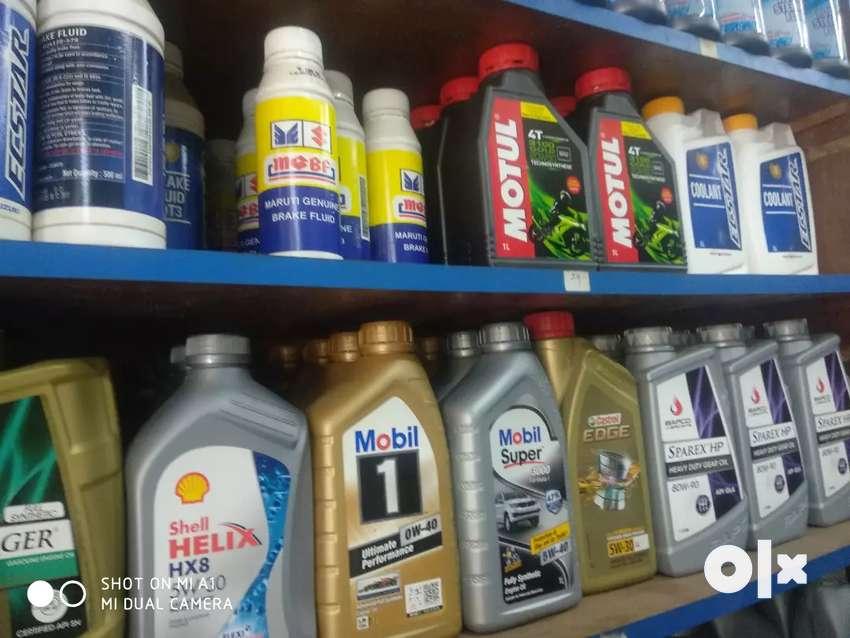 All bike engine oils 0
