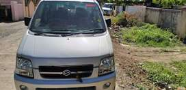 WagonR of Army men to sell. Only 78k km driven , Very Good Condition