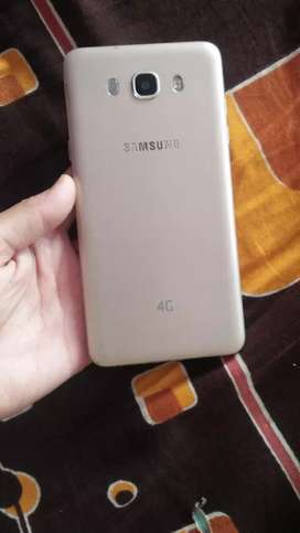 samsung j72016 new condition bill box only