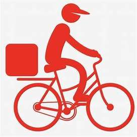 job hiring for food delivery boy , vacency open now