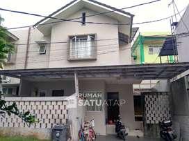Rumah Cluster di Kavling DKI Cipedak Jagakarsa - RSA0318