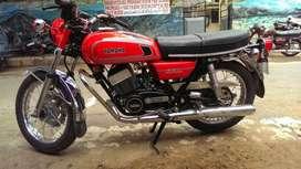 1987 Yamaha RD 350