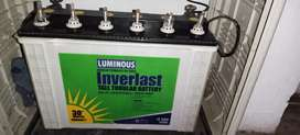 Luminous inverter battery 12v 150AH