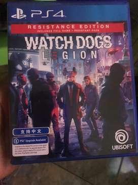 Watchdogs legion ps4 region 3