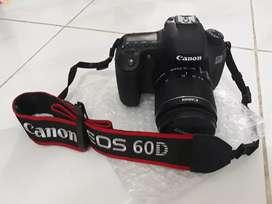 Dijual kamera DSLR