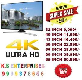Mega Sale 40 inch smart android led tv limited stock call now fatafat