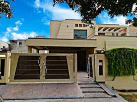 Beautiful Design Slightly Use 1 Kanal Double Unit Bungalow For Rent