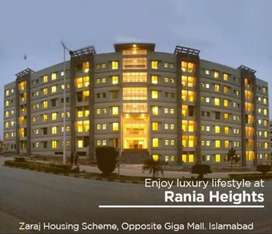 Furnished appartment available for rent opposite Giga mall
