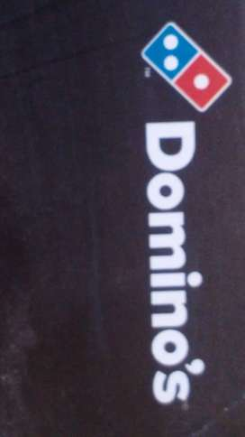 We hiring for dominos faridabad