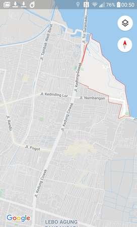 DIJUAL RUKO di Jl. Raya Kedungcowek.