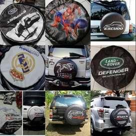 Cover/Sarung Ban Serep Toyota Rush/Terios/Panther, suka suka sesuai ke