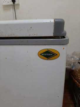 Deep Freezer 7months used western brand