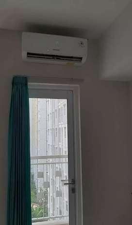 Dijual Murah Apartemen Studio Furnish di SpringLake Summarecon Bekasi