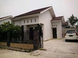 Rumah Type 45 Samping UNRI Km1 Garuda Sakti
