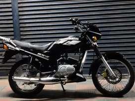 Yamaha Rxz 5speed