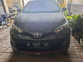 Toyota Yaris TRD Sportivo CVT 2019 Pasuruan Pribadi