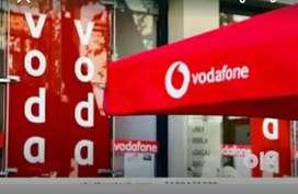 Job requirements in Vodafone mini store