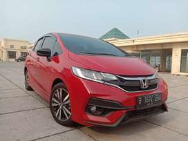 Honda jazz RS AT 2019 Km 1 rbuan