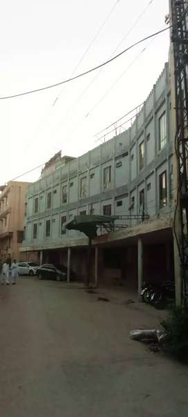 29 Marla Commercial Hotel Building For Urgent Sale Mari Road RWP