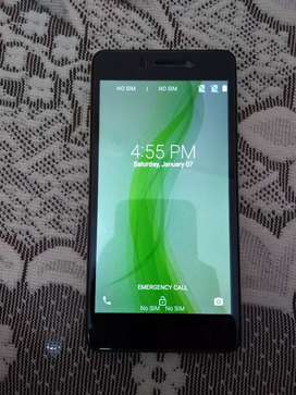 Reliance Jio Lyf Wind 6 available in complete working condition.