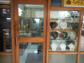 Shop at Ground floor, Shop name : Laljibhai and Sons