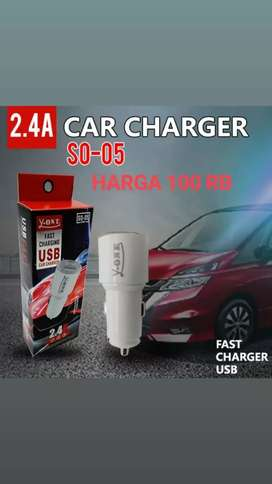Car charger y one super fast
