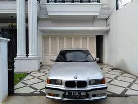 BMW 318i e36 1999 MT CD DVD USB Jok Kulit Velg R18 Full Original