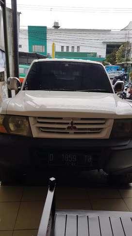 Pajero 4×4 diesel did builup jepang