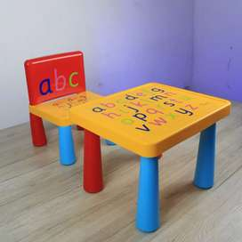 TABLE CHAIR SET NUMAN (M/40X30CM)