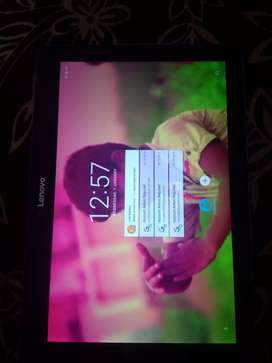 Lenovo tablet 2GB RAM , 16GB internal storage