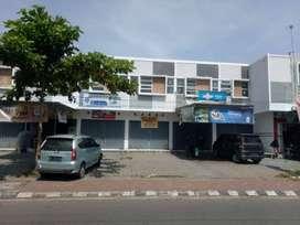 RUKO Strategis di Jalan A. Yani Depan Pasar Sayang - Sayang Mataram