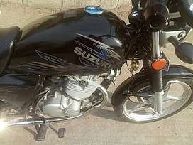 Suzuki SE 150cc Almost New Bike For Sale