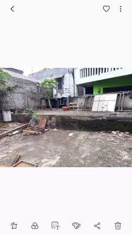 Jual tanah tanpa bangunan di kramatjati