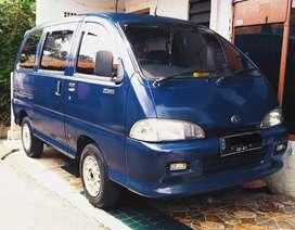 Daihatsu Espass/Essapas thn 2001 1.6 ZSX