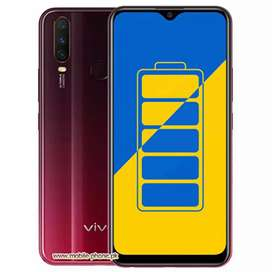 Vivo Y15. Full box and complete accessories.