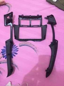 Frame head unit yaris