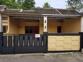 Disewakan Rumah Daerah Sentolo