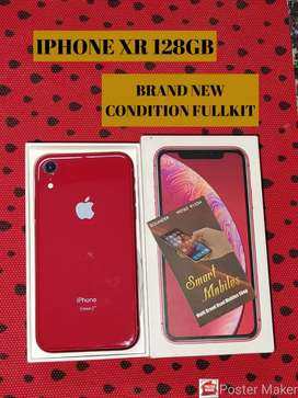 IPHONE XR 128GB BRAND NEW CONDITION FULLKIT